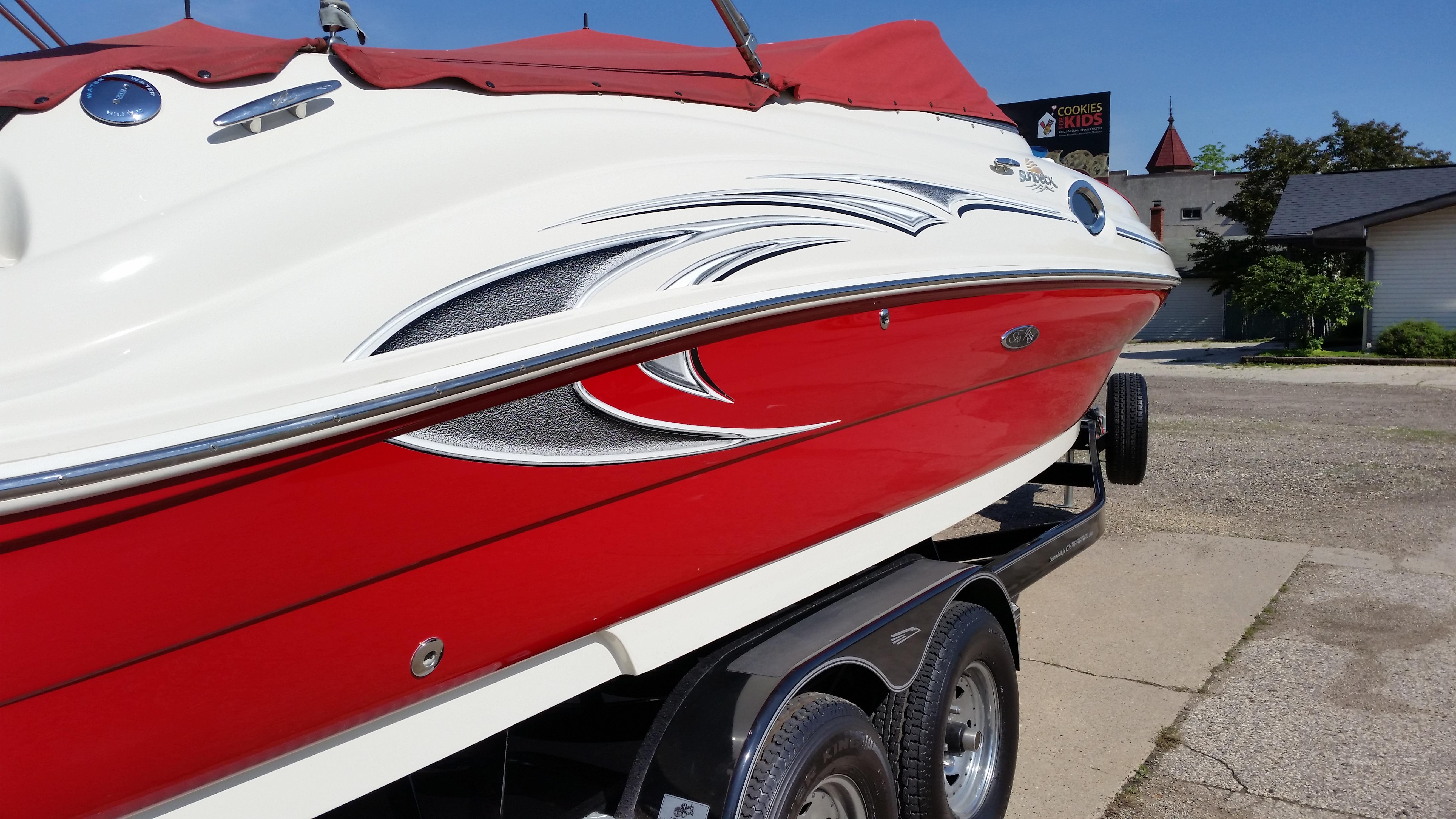 Complete Boat Wash Buff Wax Interior Auto Supreme Clean